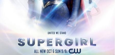 Premier poster pour la saison 5 de Supergirl