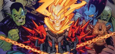 Cosmic Ghost Rider de retour dans une mini série