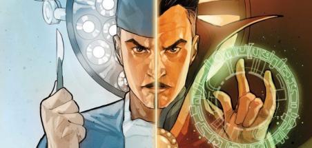 Dr Strange retrouve l'usage de ses mains dans un nouveau titre