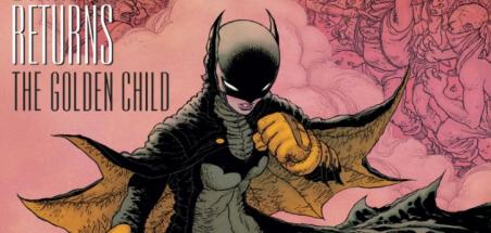 Frank Miller de retour avec Dark Knight Returns: The Golden Child