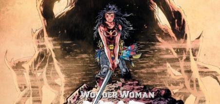 Un titre Black Label pour Wonder Woman par Daniel Warren Johnson