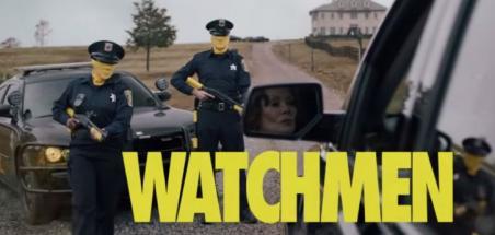 Nouveau trailer pour la série TV Watchmen