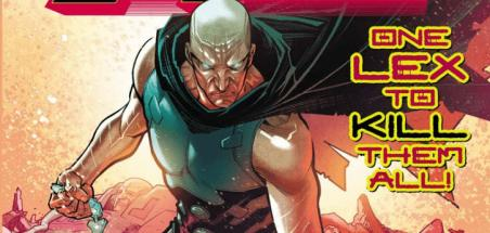[Preview VO] Lex Luthor : Year of the Villain #1