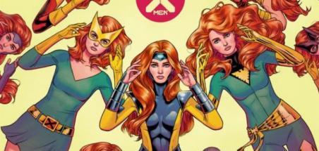 Russel Dauterman célèbre Jean Grey pour X-Men #1
