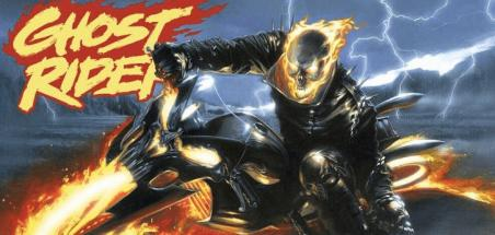 Ghost Rider s'offre plusieurs variant covers