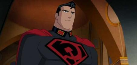 Première image pour Superman Red Son et casting vocal