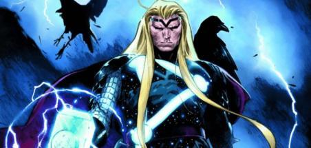 Nouvelle série Thor par Donny Cates