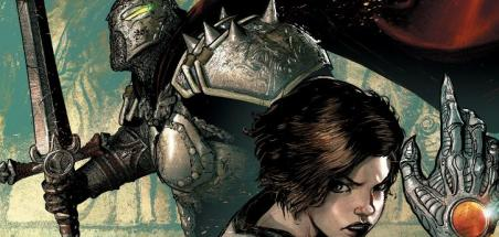 [Review VF] Medieval Spawn et Witchblade