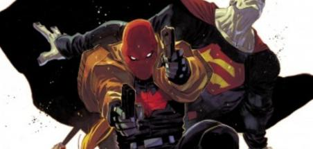 [Review VF] Red Hood & The Outlaws Tome 1