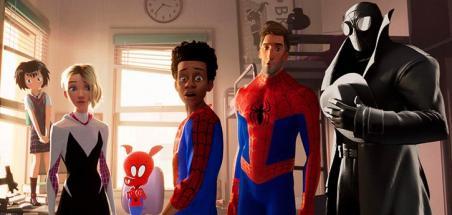 Date de sortie annoncée pour la suite d'Into the Spider-Verse