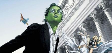 Showrunners annoncés pour She-Hulk et Moon Knight