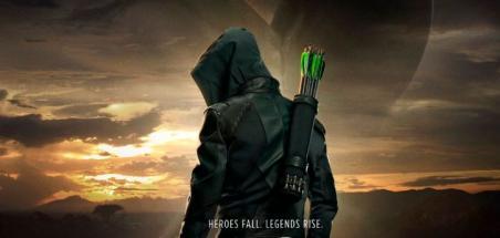 Date de fin connue pour la série Arrow