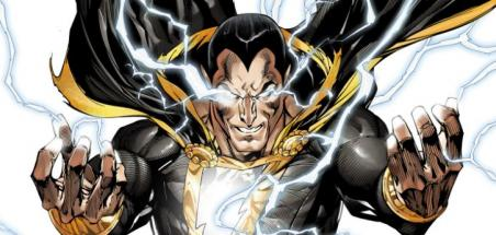 Le film Black Adam introduira la JSA