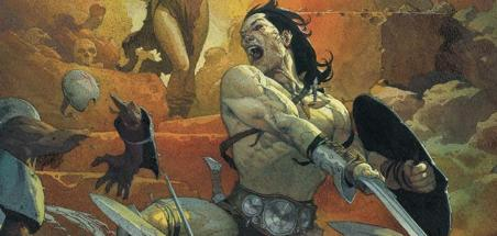 [Review VF] Conan Le barbare Tome 1 : Vie et mort de Conan