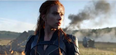 Première bande annonce pour Black Widow !