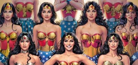 Nicola Scott rejoint les variant covers de Wonder Woman #750