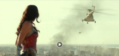 Wonder Woman 1984 : teaser du premier trailer