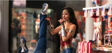 Nouvelle image pour Wonder Woman 1984