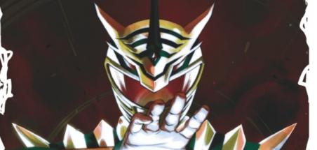 [Review VF] Power Rangers Tome 4