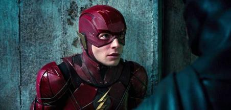 Un Flashpoint différent pour le film Flash