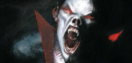 1ère bande annonce pour le film Morbius !