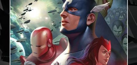 Une couverture pour Empyre, le prochain event Marvel