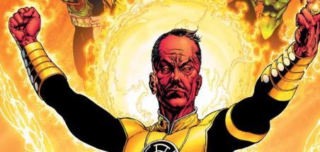 La série TV Green Lantern présentera Sinestro