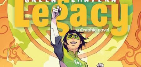 Nouveau trailer pour Green Lantern Legacy