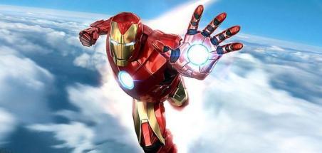 Iron Man VR est repoussé