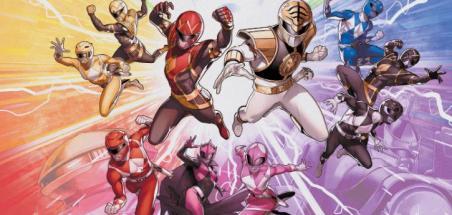 Power Rangers : Un anniversaire et une annulation