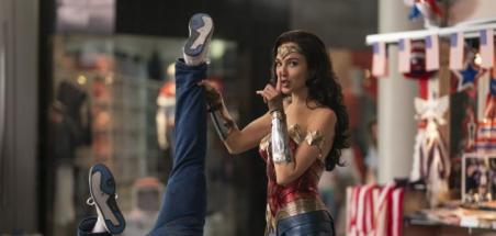 Wonder Woman dans une pub du Super Bowl !