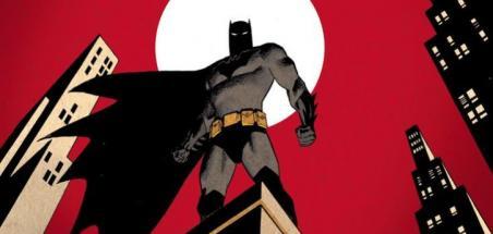 Un comics Batman TAS par Dini et Burnett