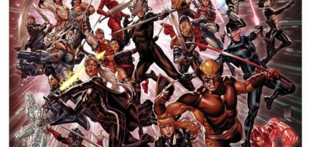 Marvel annonce l'évènement X of Swords