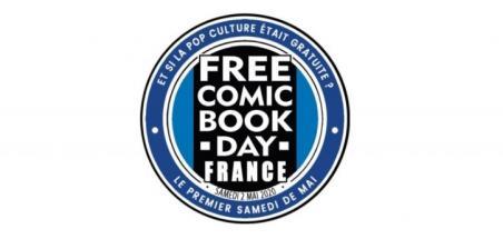 Les comics gratuits du FCBD France