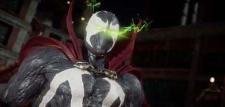 Trailer de Spawn dans Mortal Kombat 11