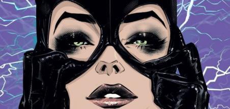 Aperçu du numéro spécial 80 ans de Catwoman