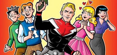 Archie rencontre Flash Gordon le temps d'un comics