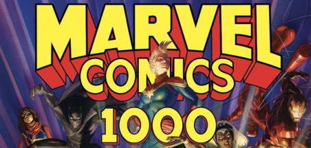 [Review VF] Marvel Comics 1000