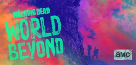 The Walking Dead: World Beyond repoussé