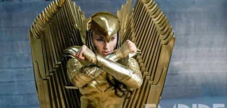 Nouvelles images pour Wonder Woman 1984