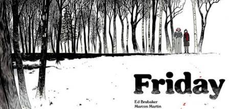 La nouvelle série de Brubaker et Martin dispo en ligne