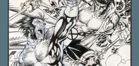 Une Artist's Edition pour les X-Men de Jim Lee