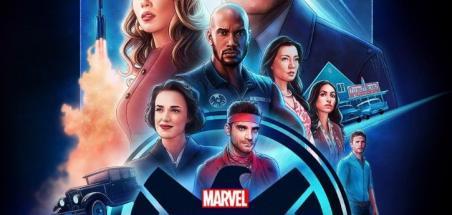 Un poster et un teaser pour le retour d'Agents of SHIELD