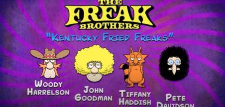 Le casting de l'adaptation des Freak Brothers se précise