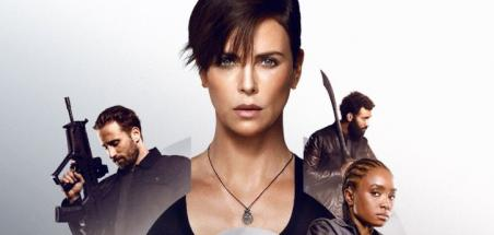 Bande annonce pour The Old Guard avec Charlize Theron