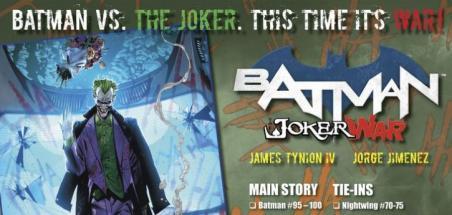 Le programme complet pour Joker War