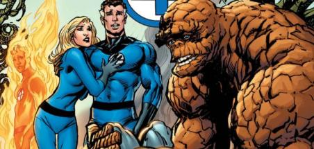 Mark Waid et Neal Adams sur Fantastic Four