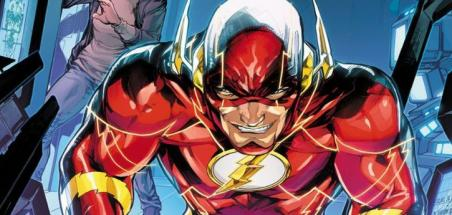 La fin du run de Joshua Williamson sur Flash est proche