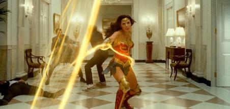 Wonder Woman 1984 encore repoussé ?