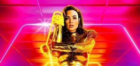 Nouvelle affiche pour Wonder Woman 1984
